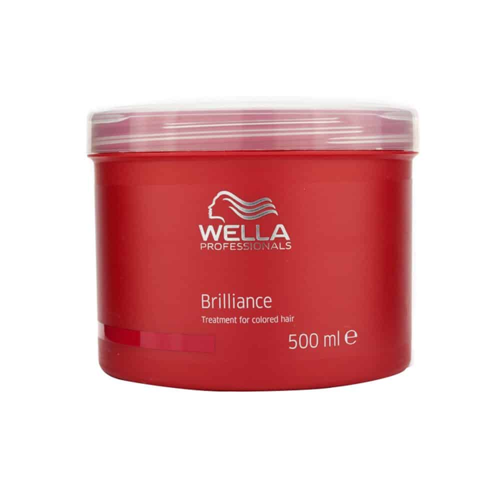 Wella Brilliance Treatment For Colored Hair 500ml