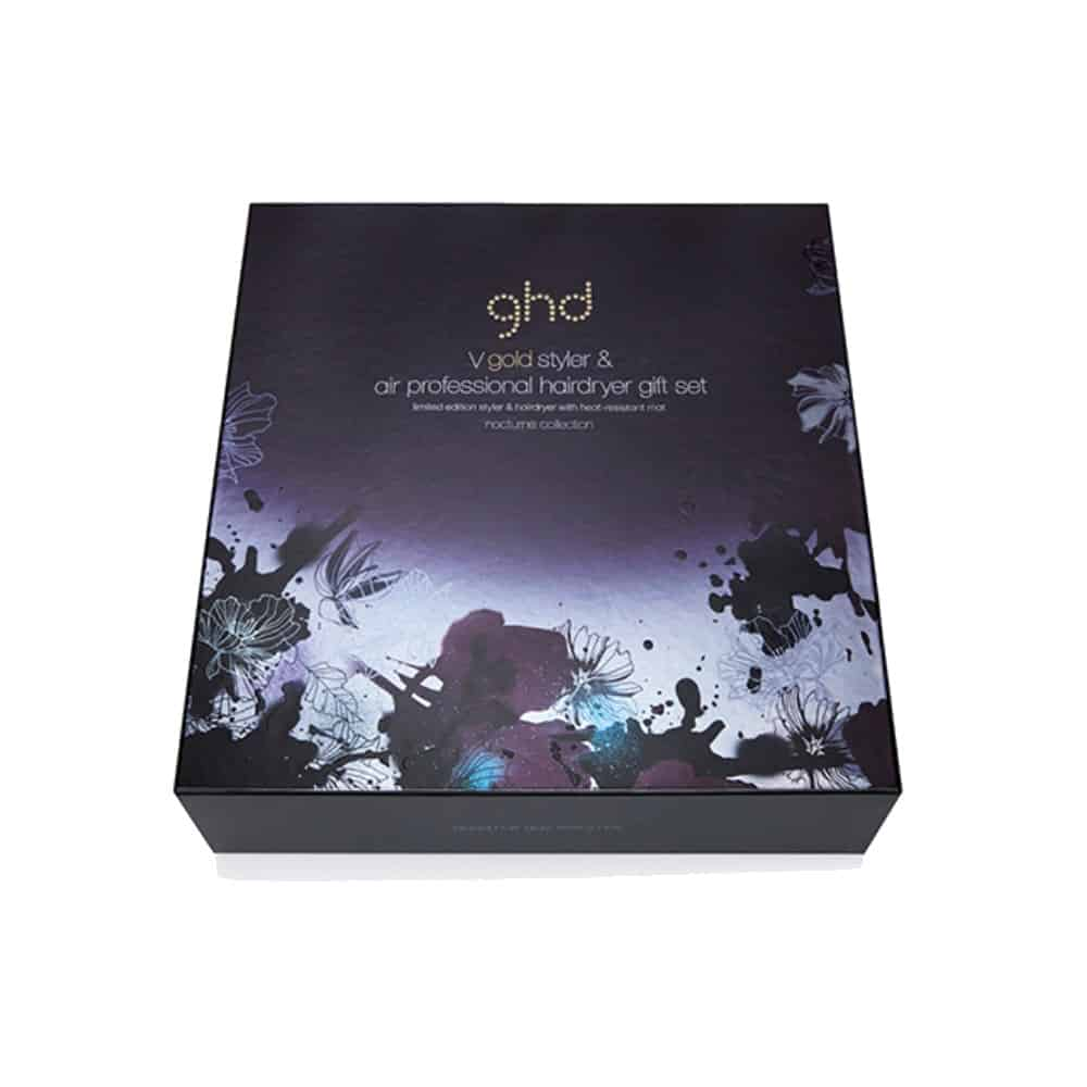 ghd Dry and Style Nocturne Deluxe Gift Set 1