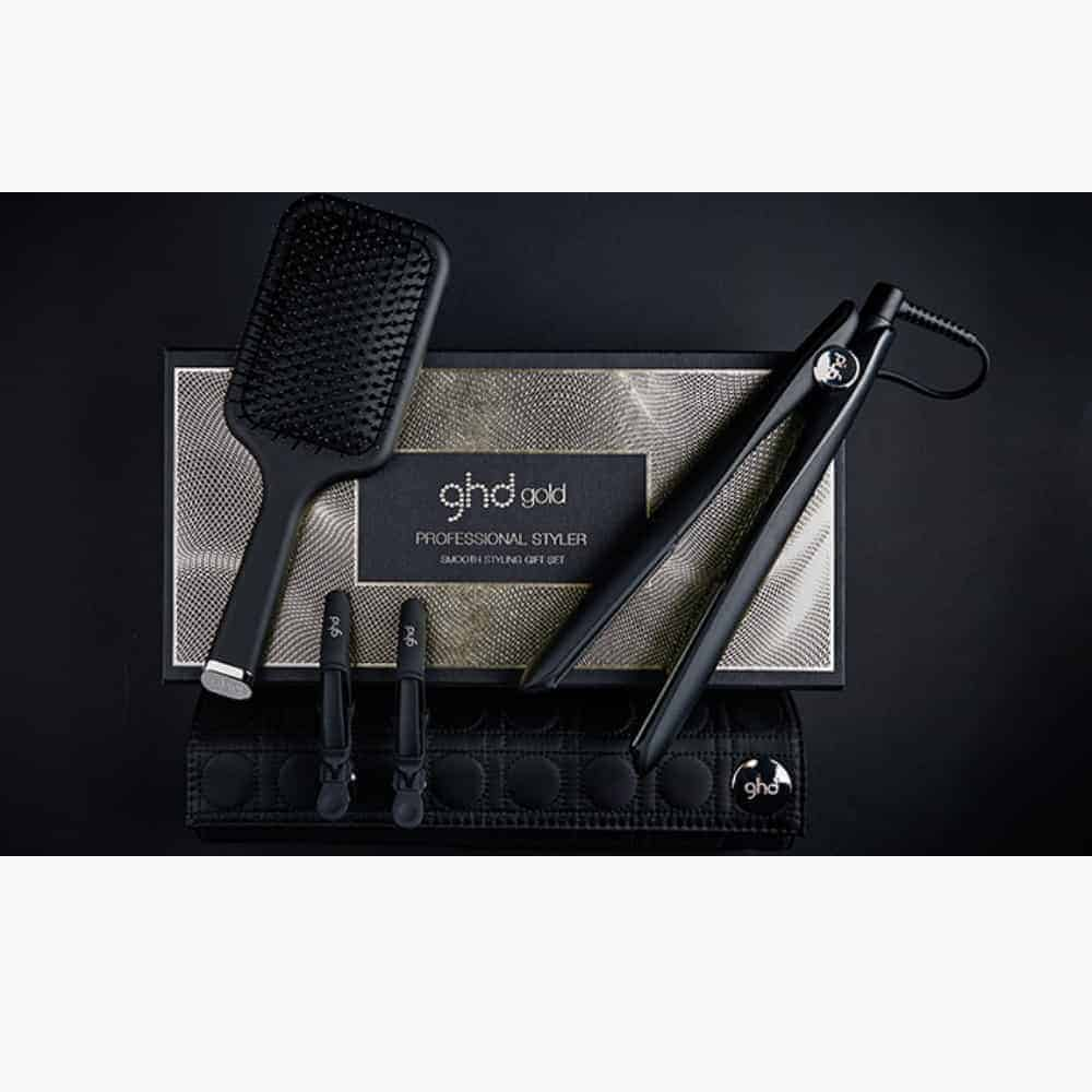 ghd SMOOTH STYLING GIFT SET (3)