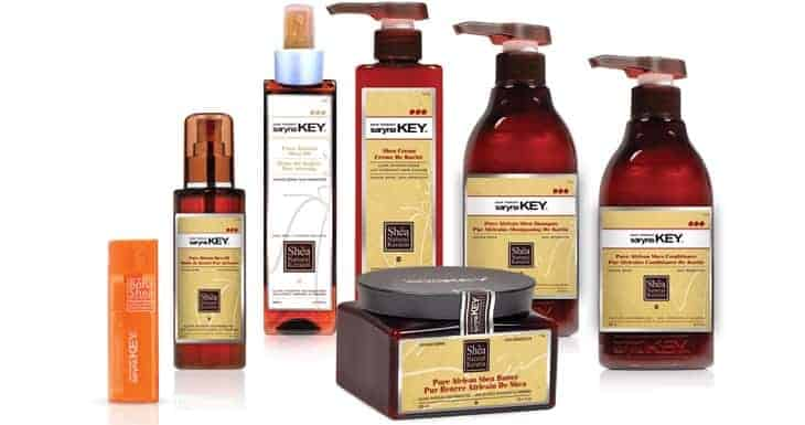 where to buy saryna key hair products