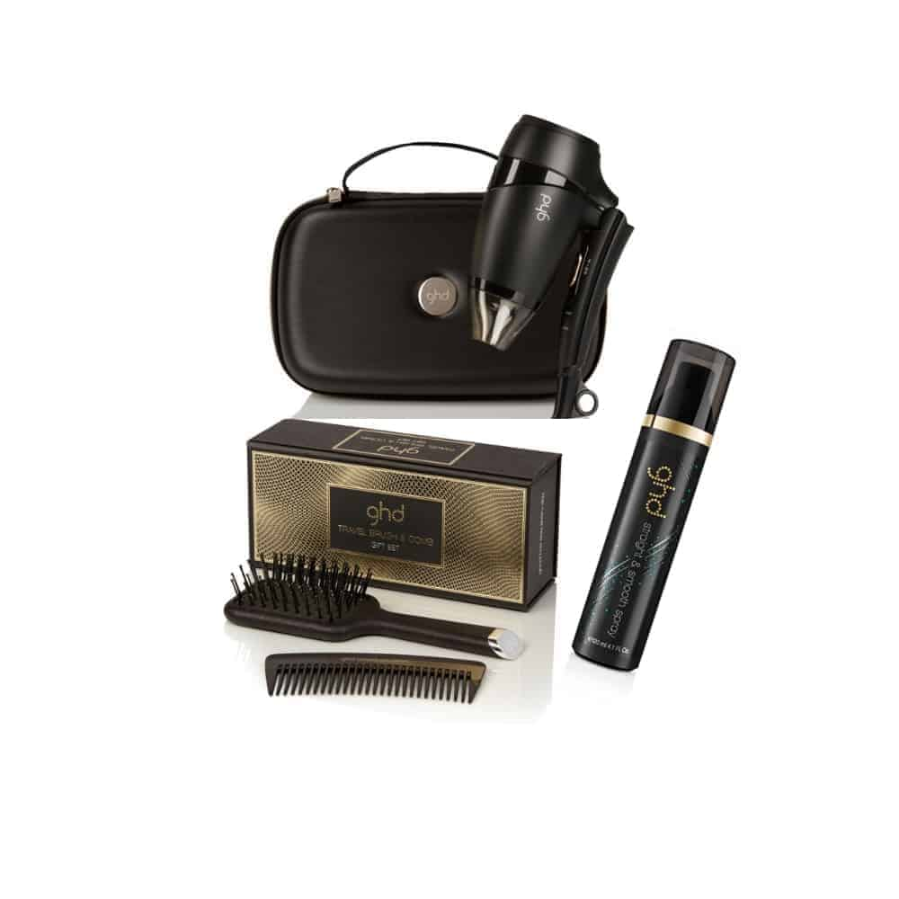 ghd FLIGHT Travel Hair Dryer Exclusive Gift Set 1